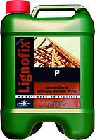 Пропитка для деревини дахових конструкцій Lignofix P 1 кг