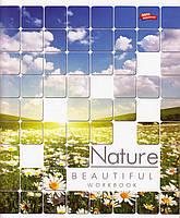 "Тетрадь 60 л. клетка ""Природа"", фото 1"