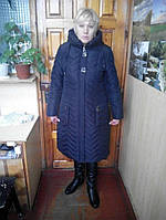 Зимнее женское пальто 50 размер