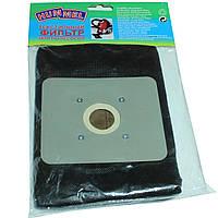 Универсальный многоразовый тканевый мешок для пылесоса на молнии