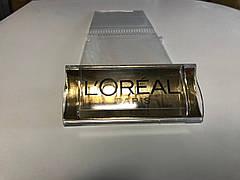 Пластиковая вставка Loreal, 380мм с шагом отлома 65мм подставка на стеллажную полку
