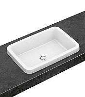 ARCHITECTURA умывальник для установки на столешницу 61,5*41,5см, прямоугольный