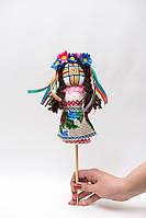 Кукла- Мотанка Vikamade на шпажке.