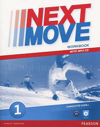 Next Move 1 Workbook with CD-ROM / Рабочая тетрадь с аудио диском