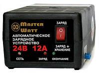 Импульсное зарядное устройство 24В 12А MASTER WATT