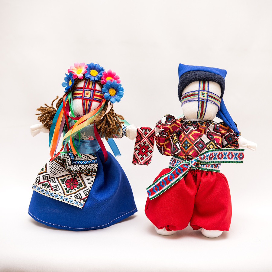 Кукла - Мотанки Неразлучник