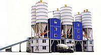 Бетонный Завод БСУ HZS 120 м3/час Под Ключ! Окупаемость за 12 месяцев!