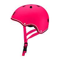 Шлем защитный детский, красный, 51-54см (XS), 500-102, GLOBBER
