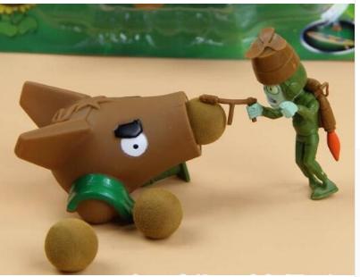 Игрушка Растения против зомби Кокос Фирменная упаковка Plants vs zombies
