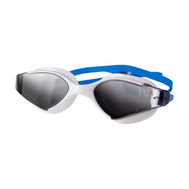 Очки для плавания Spokey TORA для взрослых Бело-синие (s0158)