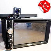 2din Автомагнитола Pioneer FY6540B DVD,GPS, WiFi + 4Ядра +Android  6 + КАМЕРА