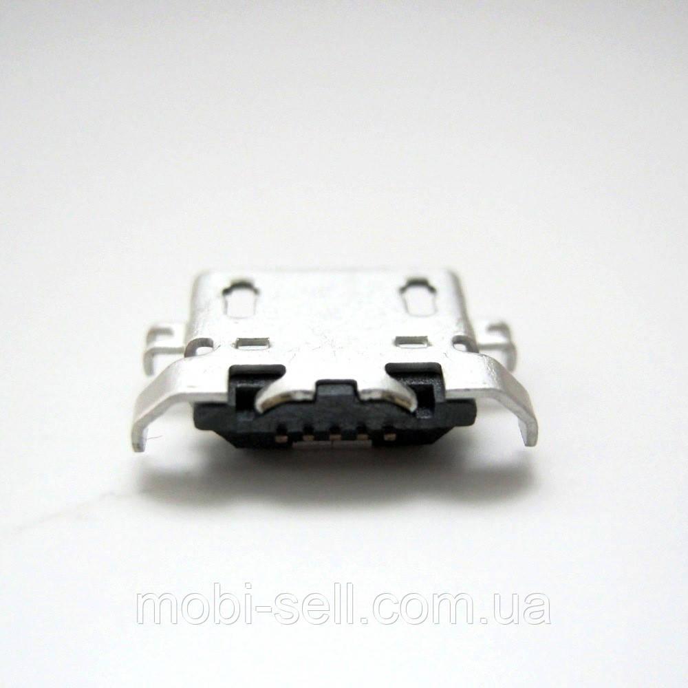Коннектор зарядки и USB для Lenovo A536 (гнездо, разъем)