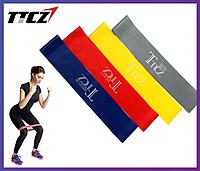 Резинки для фитнеса, экспандер, TTCZ из 4 шт.