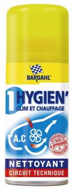 Очиститель кондиционера Bardahl A/C Hygiene Technical System Cleaner