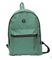 Школьный рюкзак из плотного текстиля среднего размера., фото 1