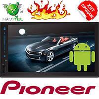 "Автомагнитола 2DIN Pioneer FY6521A Android 6, 3USB/Wi-fi/GPS/BT/7"""