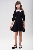 Полушерстяное школьное платье ТМ Фея