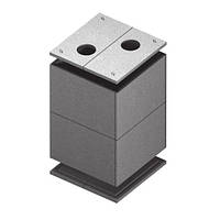 Теплокамера из сборных элементов КП-4 4600*1390*200 мм