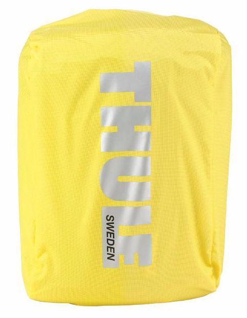 Накидка от дождя для маленькой велосипедной сумки THULE Small Pannier TH100046, желтая