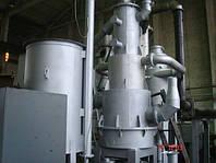 Газогенераторы для получения газа из твердого топлива