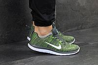 Мужские кроссовки Nike Free Run 4.0 Green