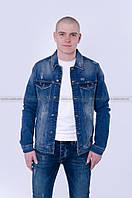 Мужской джинсовый пиджак RITT