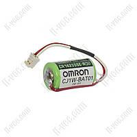 Литиевая батарея Omron CJ1W-BAT01 3V 850mA