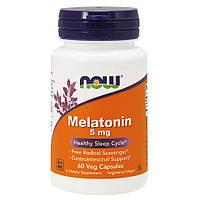 Melatonin 5 мг 60 капс. (улучшение сна)