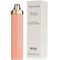 Hugo Boss Ma Vie Pour Femme EDP 75ml TESTER (парфюмированная вода Хуго Босс Ма Виа Пур Фем тестер )