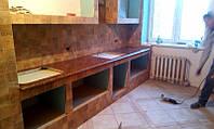 Кухонна стільниця з каменю, фото 1