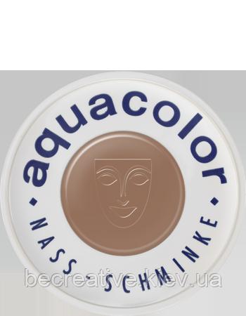 Коричневый  аквагрим AQUACOLOR 30 мл (оттенок FS 21)