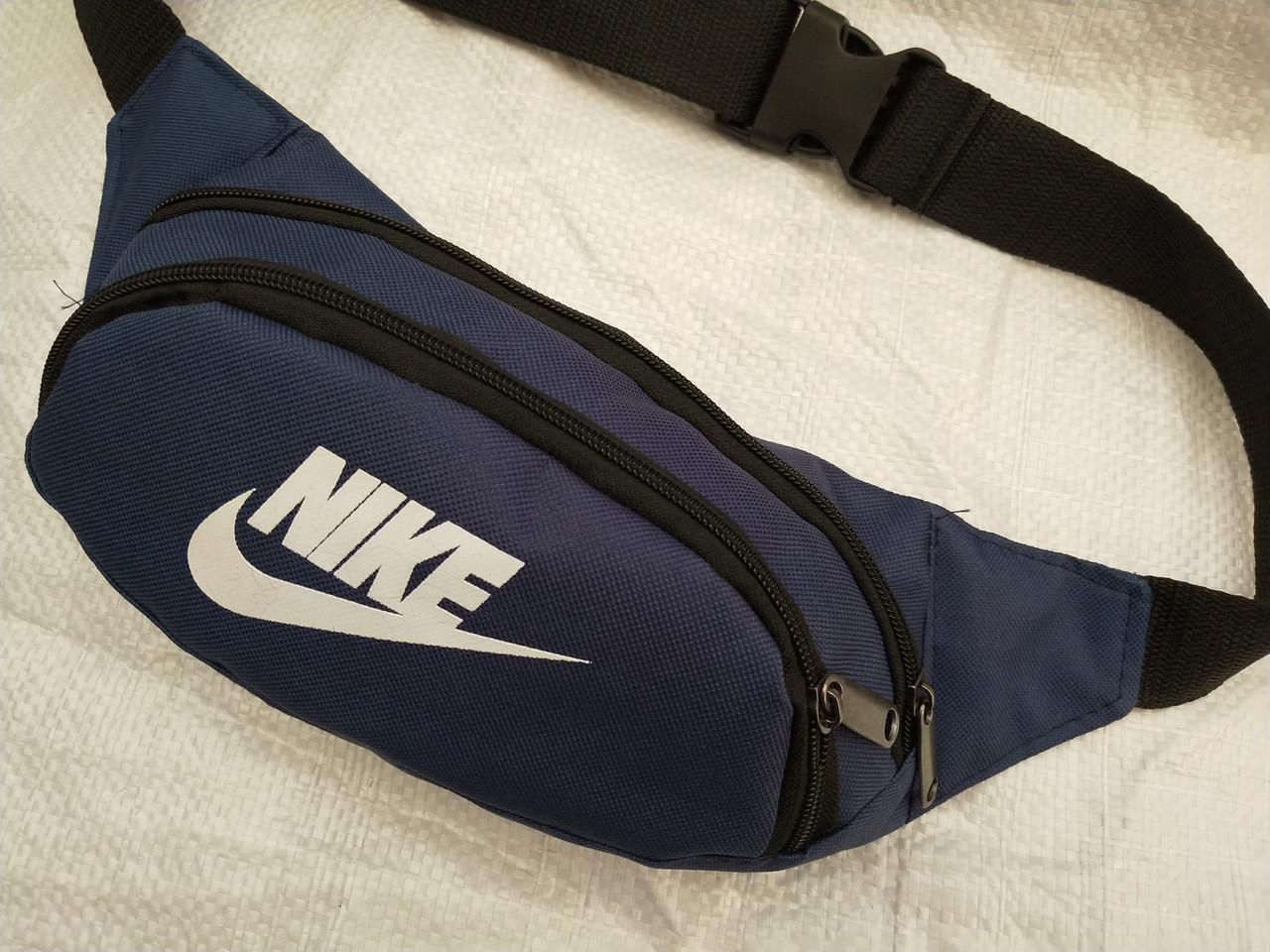 12464a23 Сумка на пояс NIKE новый/Спортивные барсетки сумка женский и мужские пояс  Бананка только оптом
