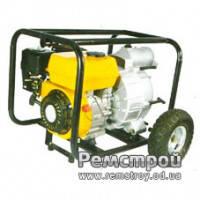 Бензиновая мотопомпа для загрязненной воды Forte FPTW30C