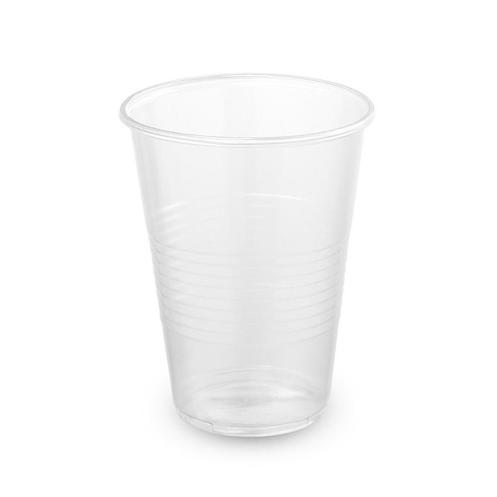 Стакан пластиковый 180мл 100шт. 1/28