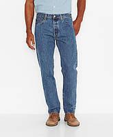 Мужские джинсы Levis 501® Original Fit Jeans (Medium Stonewash), фото 1
