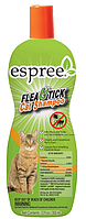 E00289 Espree Flea & Tick Cat Shampoo, 355 мл