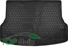 AvtoGumm Гумовий килимок в багажник GEELY Emgrand X7 2013-
