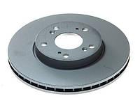 Диск тормозной передний вентилируемый оригинал для Honda Accord VII 2003-2008 45251SEAE00