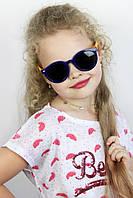 Солнцезащитные детские очки Кида фиолетовые