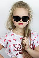 Солнцезащитные детские очки Кида черные
