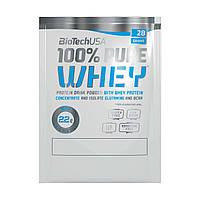 PURE WHEY protein 28 g - burbon vanilla