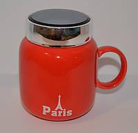 """Керамічна кружка """"Paris"""" (450 мл), фото 1"""