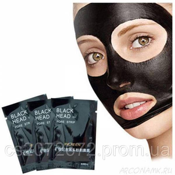 Маска от черных точек на лице Black Head 50 г в подарок при заказе* от 2 000грн.