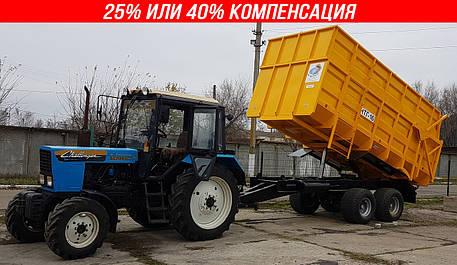 """Полуприцеп НТГ-16 """"Виктор"""", фото 2"""