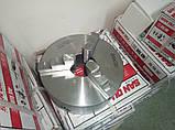 Патрон токарний SANOU трикулачні 125мм планшайба аналог 7100-0003, фото 2
