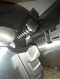 Патрон токарний SANOU трикулачні 125мм планшайба аналог 7100-0003, фото 3