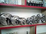 Патрон токарний SANOU трикулачні 125мм планшайба аналог 7100-0003, фото 4