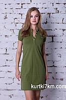 Платье-поло Lacoste