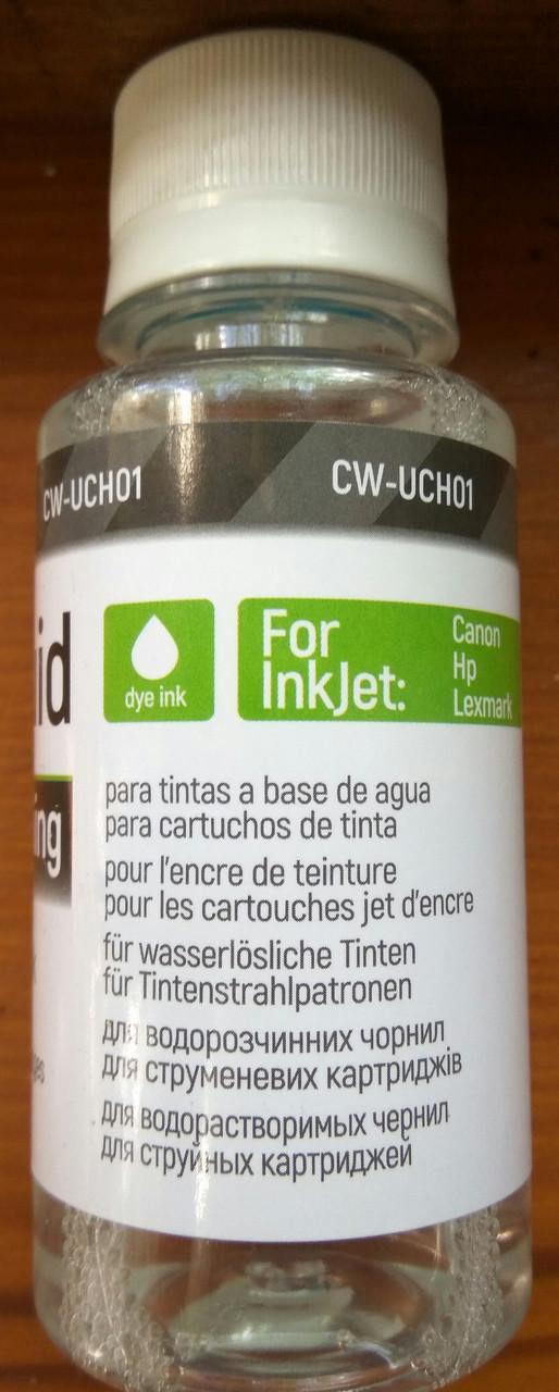 Чистящая жидкость ColorWay для Epson, Canon, HP, Lexmark