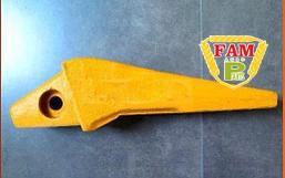 Адаптер зуба ковша CAT J250  1U1254